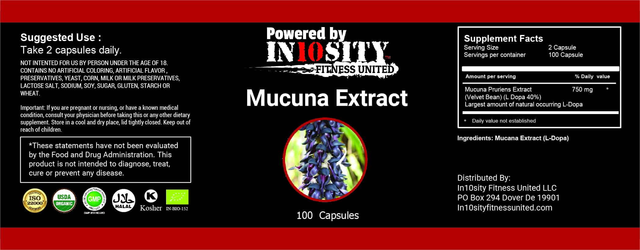 LABEL Mucuna Extract-01