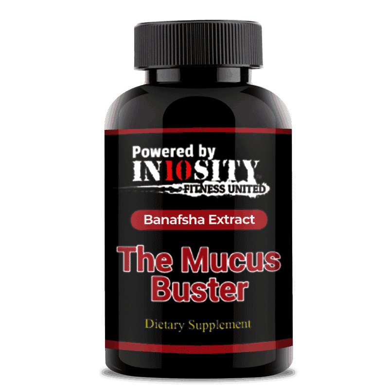 Banafsha (Ultimate Mucus Buster)