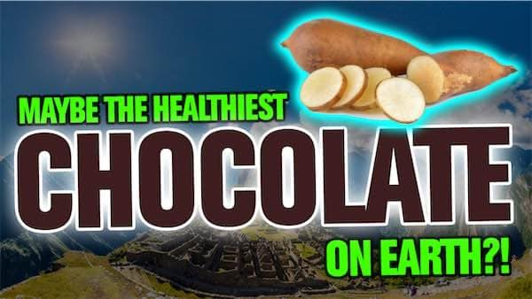 Chocolate Yacon Drops: Get The Drop On This Superfood