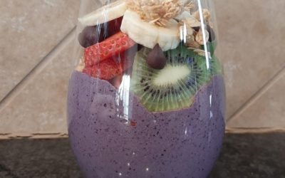 Mrs. In10Sity's Recipe's: Protein Smoothie