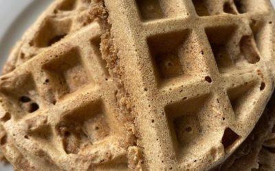 Mrs. In10Sity's Recipe's: Irish Sea Moss Spelt Waffles
