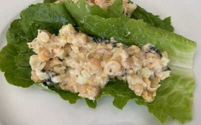 Mrs. In10Sity's Recipe's: Chickpea Salad