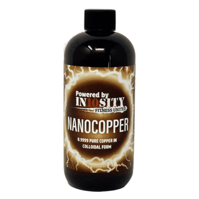 Nano Colloidal Copper from In10sity Fitness United