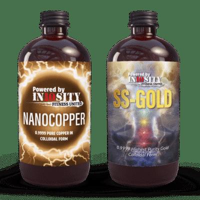 ss gold and nano copper