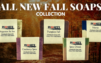 5 All New Fall Scent Soaps Better Than A Trip To The Orchard