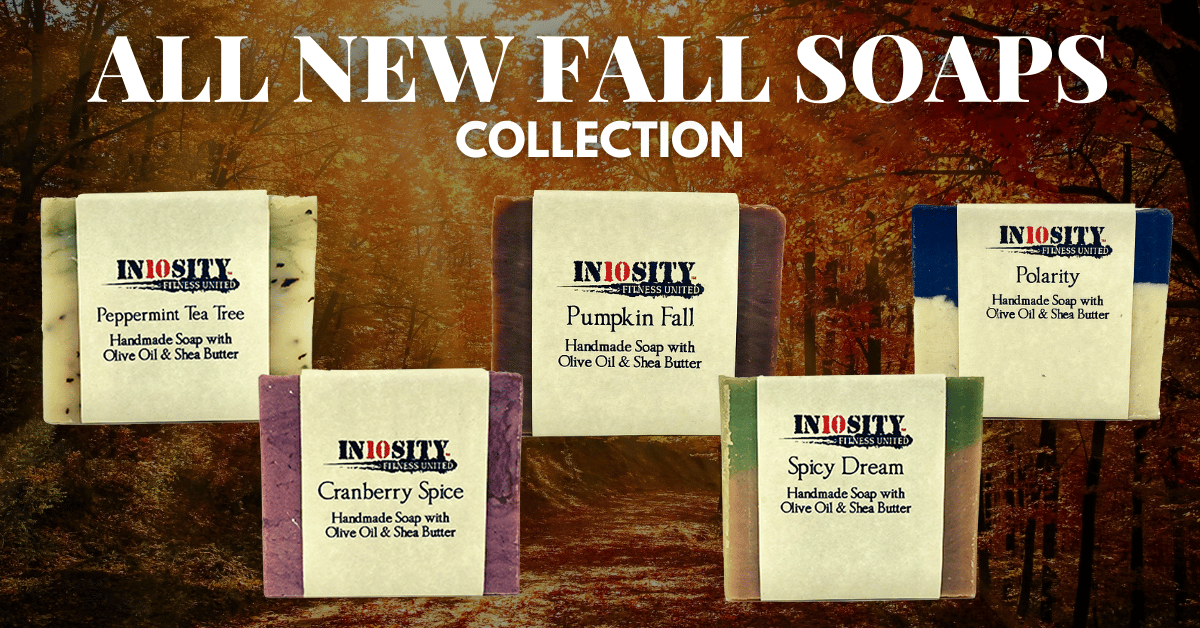 fall scents blog by In10sity Fitness United